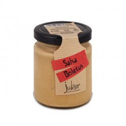 Sauce aux champignons Boletus