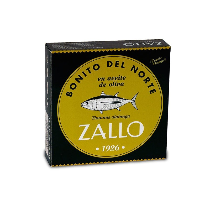 Bonito del Norte in olive oil (520 gr)