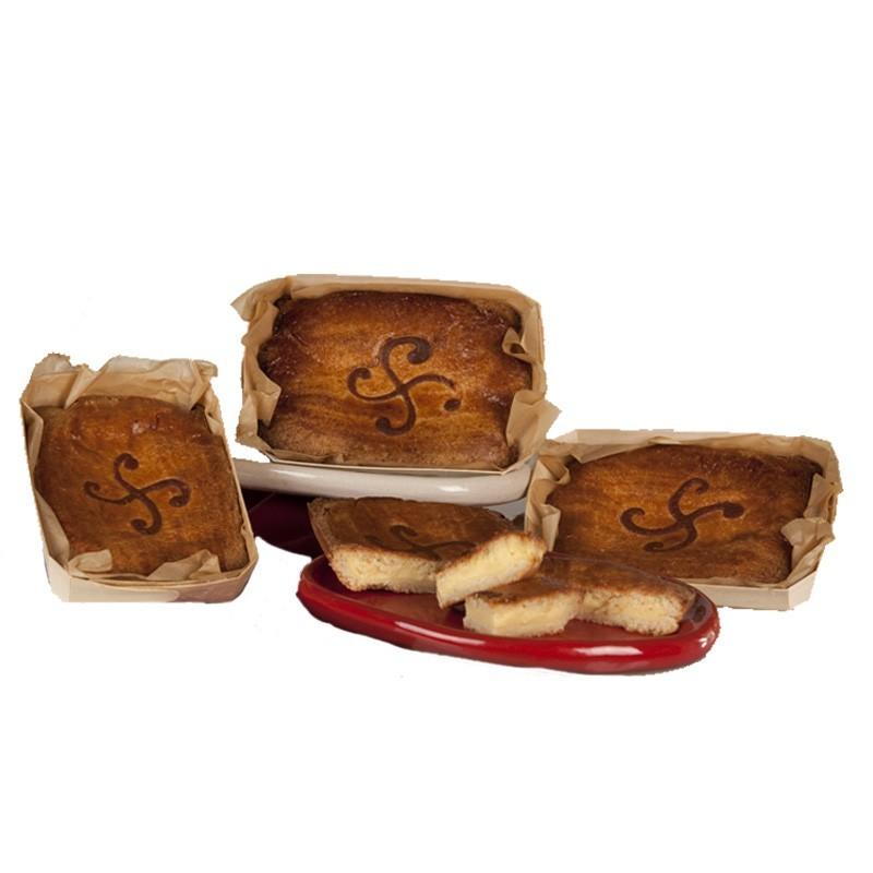 Baskischer Kuchen