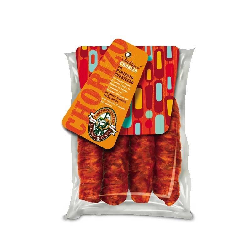 """Chorizo extra """"Lombera de Carranza"""""""