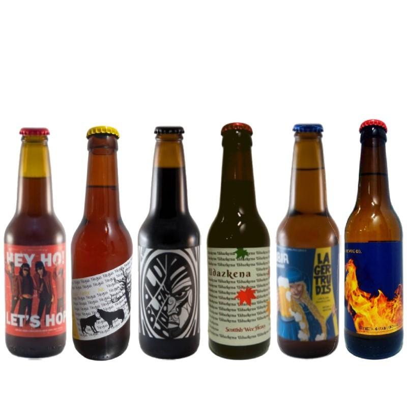 Pack Handgemachtes Bier I