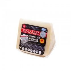 Cuña de queso D.O. Idiazabal Ahumado (275 gr)