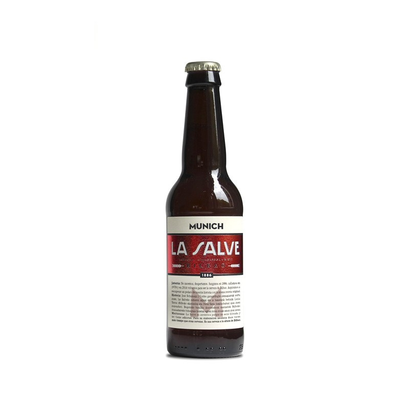 Cerveza Munich (La Salve)