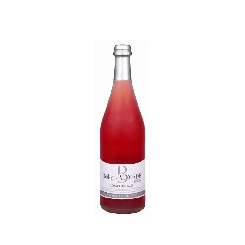 Semi-Sparkling Rosé Wine