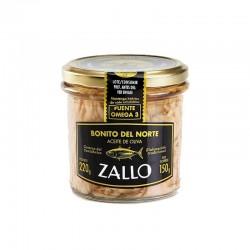 Filets Bonito del Norte à l'huile d'olive (220 gr)