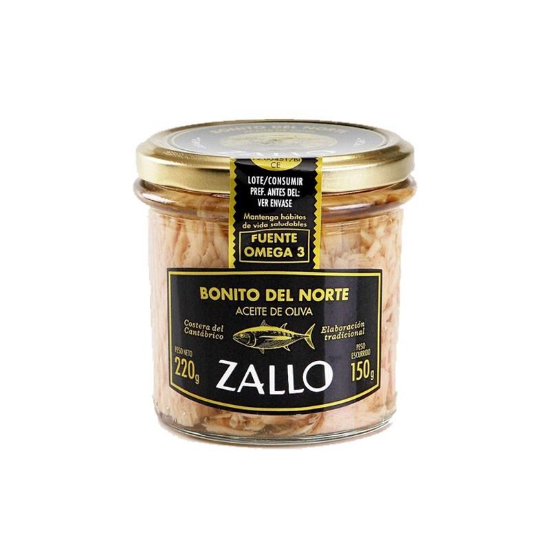Bonito del Norte in olive oil loins in Olive Oil (220 gr)