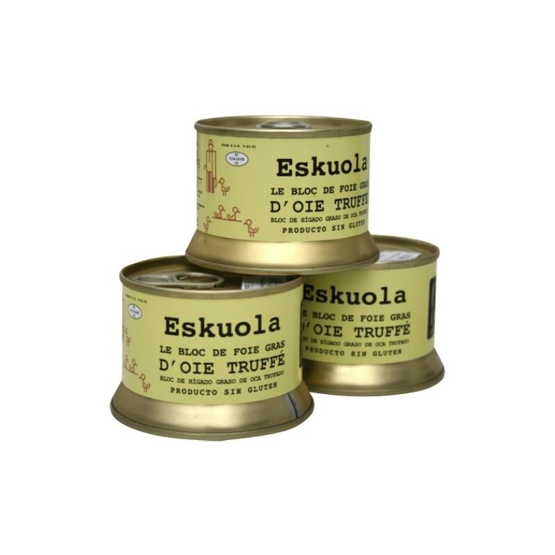 Bloc de Higado de Oca Eskuola (65 gr)