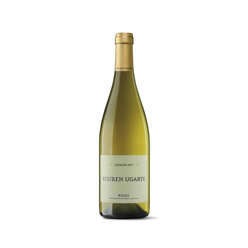 Vinho Branco Eguren Ugarte Crianza