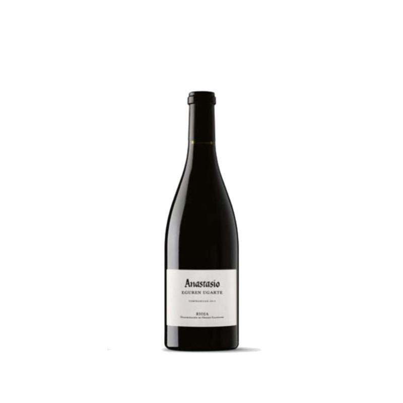 Anastasio vino de autor