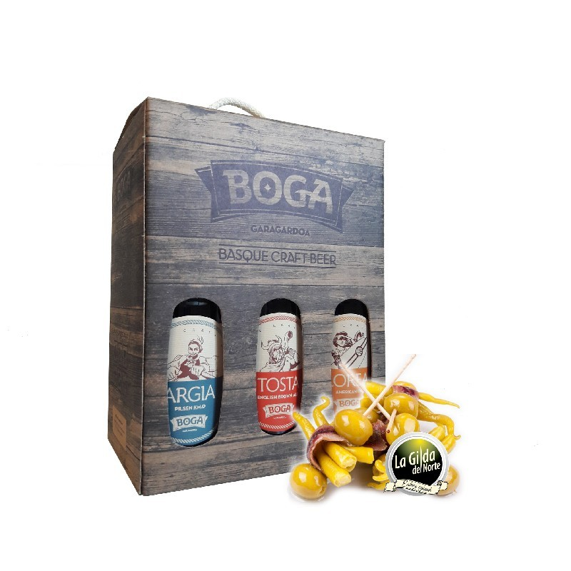 Bask Pack Boga + Gilda del Norte