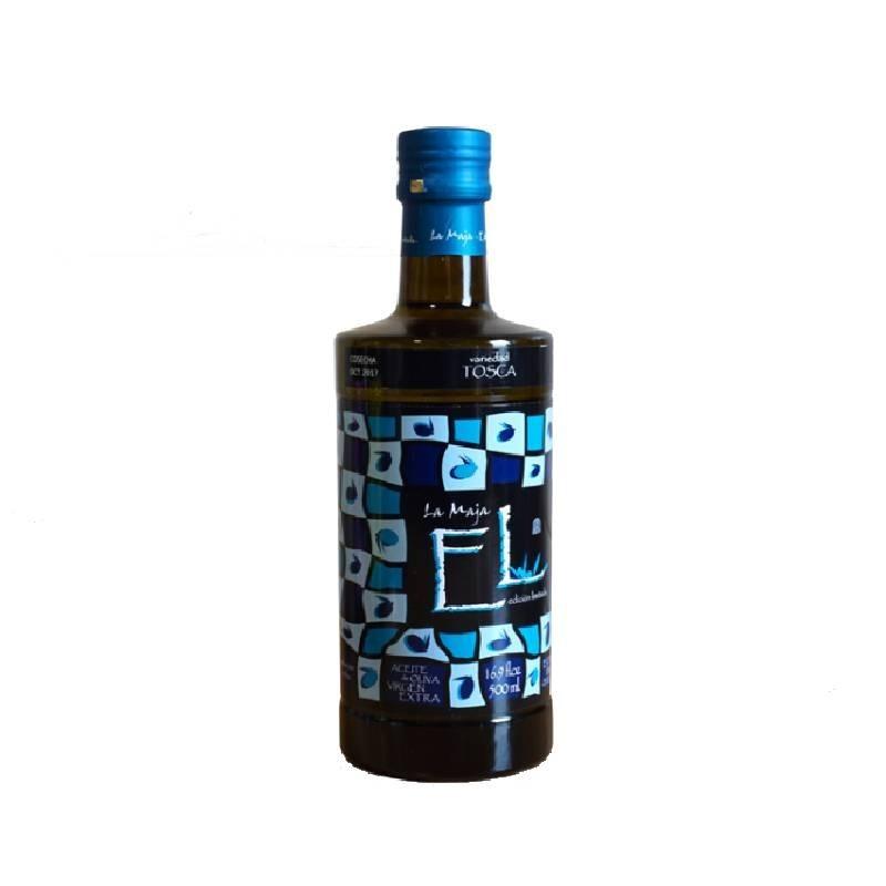 Huile La Maja Édition Limitée (Bleu) de Navarre