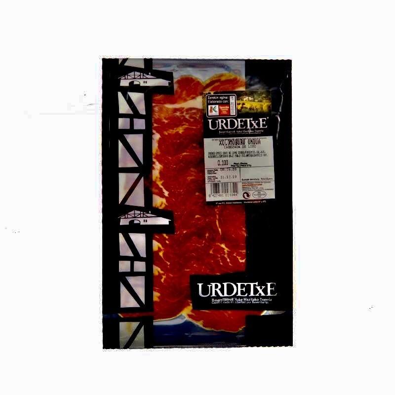 Salchichon Eusko Label Urdetxe 100 gr