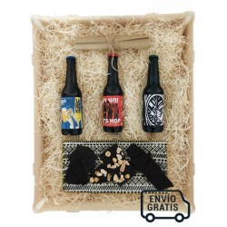 """""""Beer & Txoko"""" Pack"""