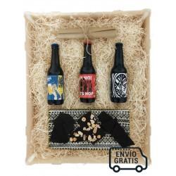 """Pack """"Beer & Txoko"""