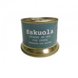 Mousse de ganso Eskuola Trufado (130 gr)