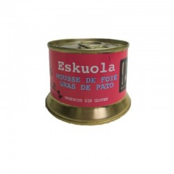 Mousse d'oca eskuola Tartufato (130 gr)