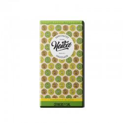 Weiße Schokolade mit Zitrusfrüchten und Salz