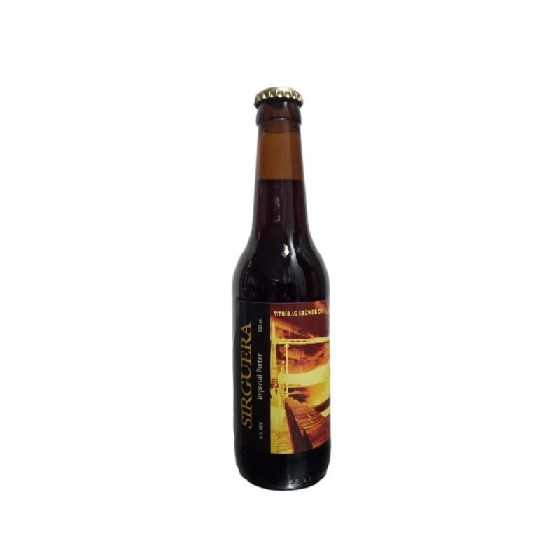 Cerveza IPA Artesana Tito Blas: Trini Trotuleno