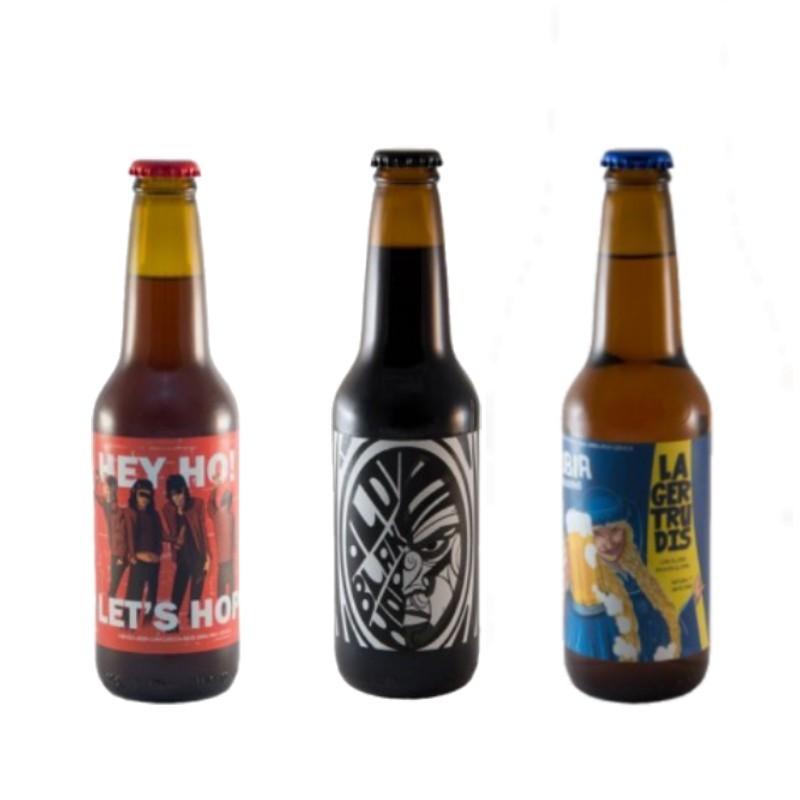 Pack Cerveza Artesana I