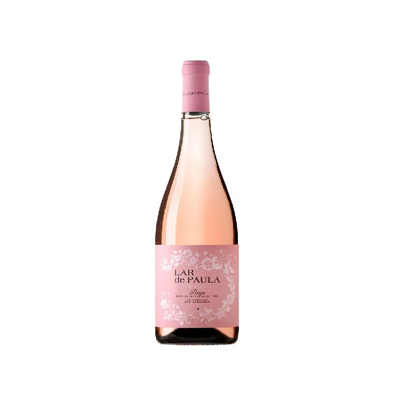 Lar de Paula Edition Limitée Vin Rosé