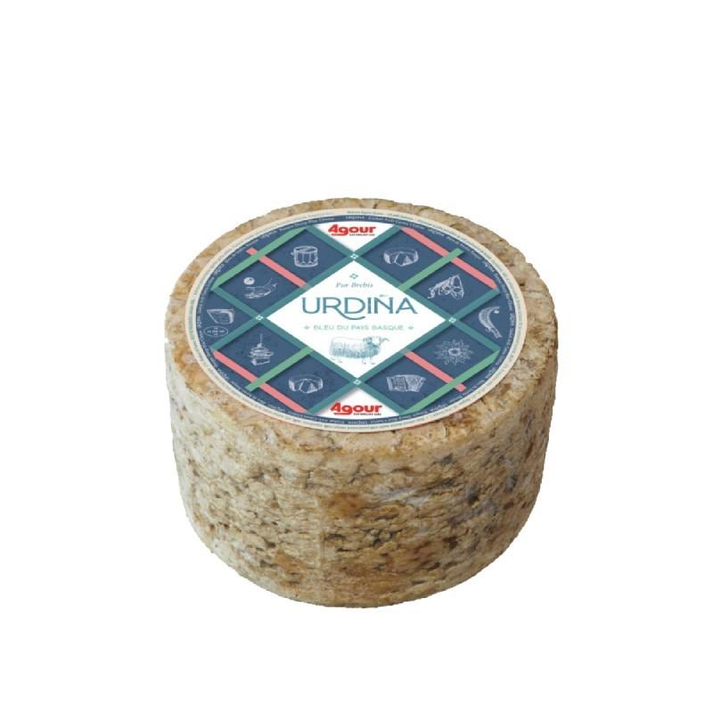 Urdiña: The Blue cheese of the Basque Country