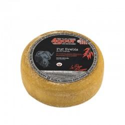 Sheep cheese with Ezpeleta pepper (1250gr)