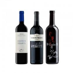 """Pack Wein """"Reserva""""&Auswahl"""