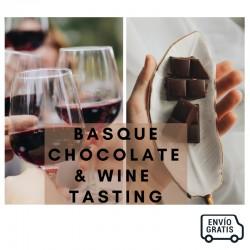 Dégustation de Chocolat et Vin