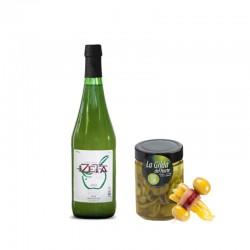 Pack Cider + Gilda