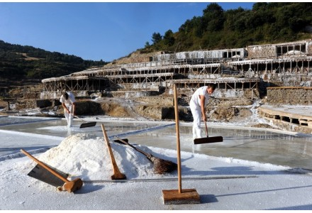 Buy Online Basque Country and Navarre Oil and Añana Basque Salt