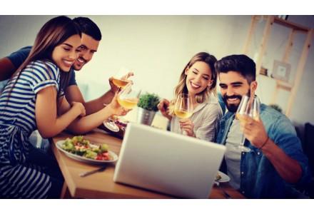 Catas Virtuales | Degustación Online Productos Gourmet Vascos